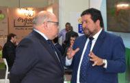 Diputació, el president Moliner reivindica al Govern Central ajudes per al sector dels cítrics
