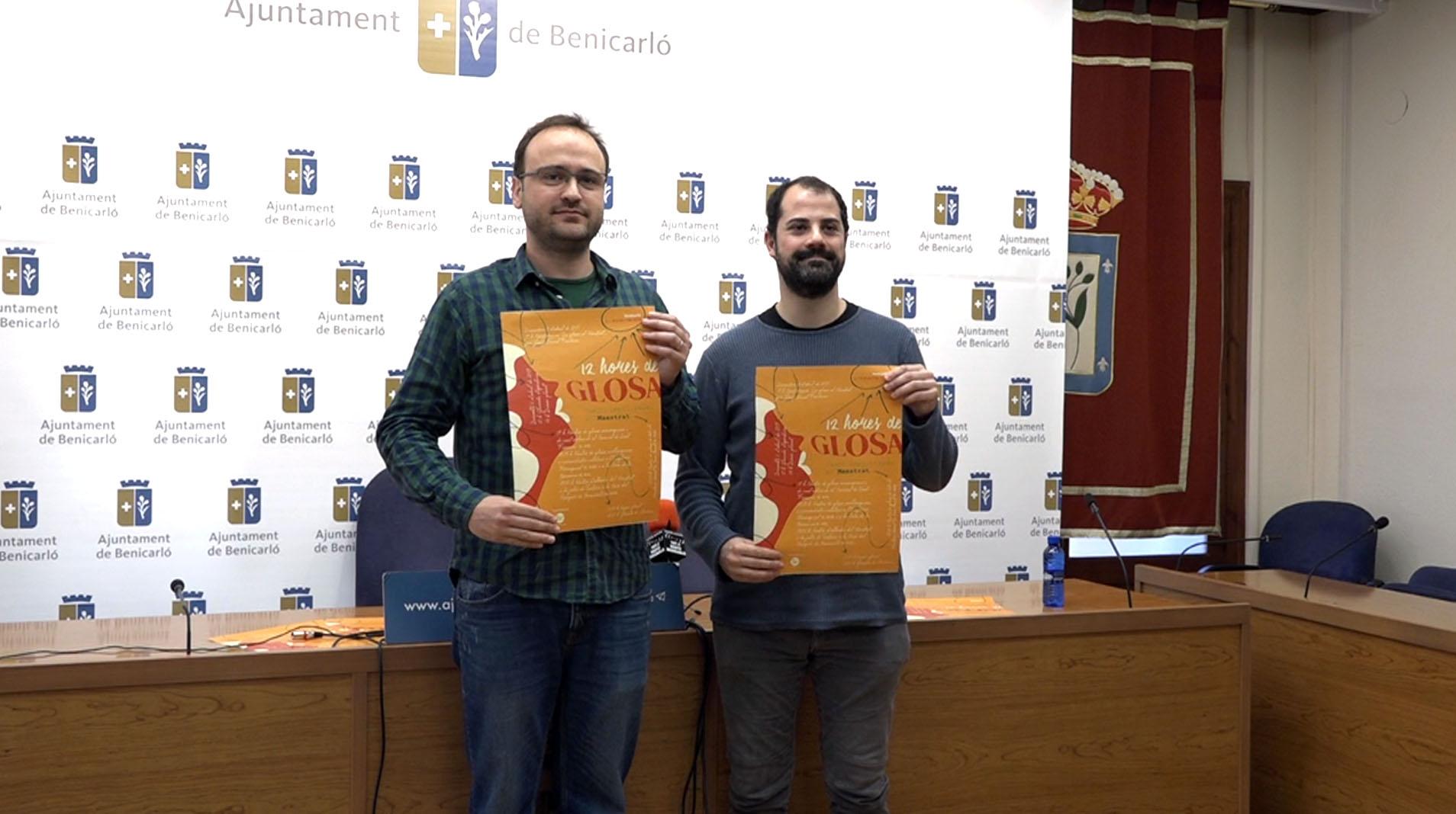 Benicarló es convertirà en la capital de la cançó improvisada els dies 5 i 6 d'abril