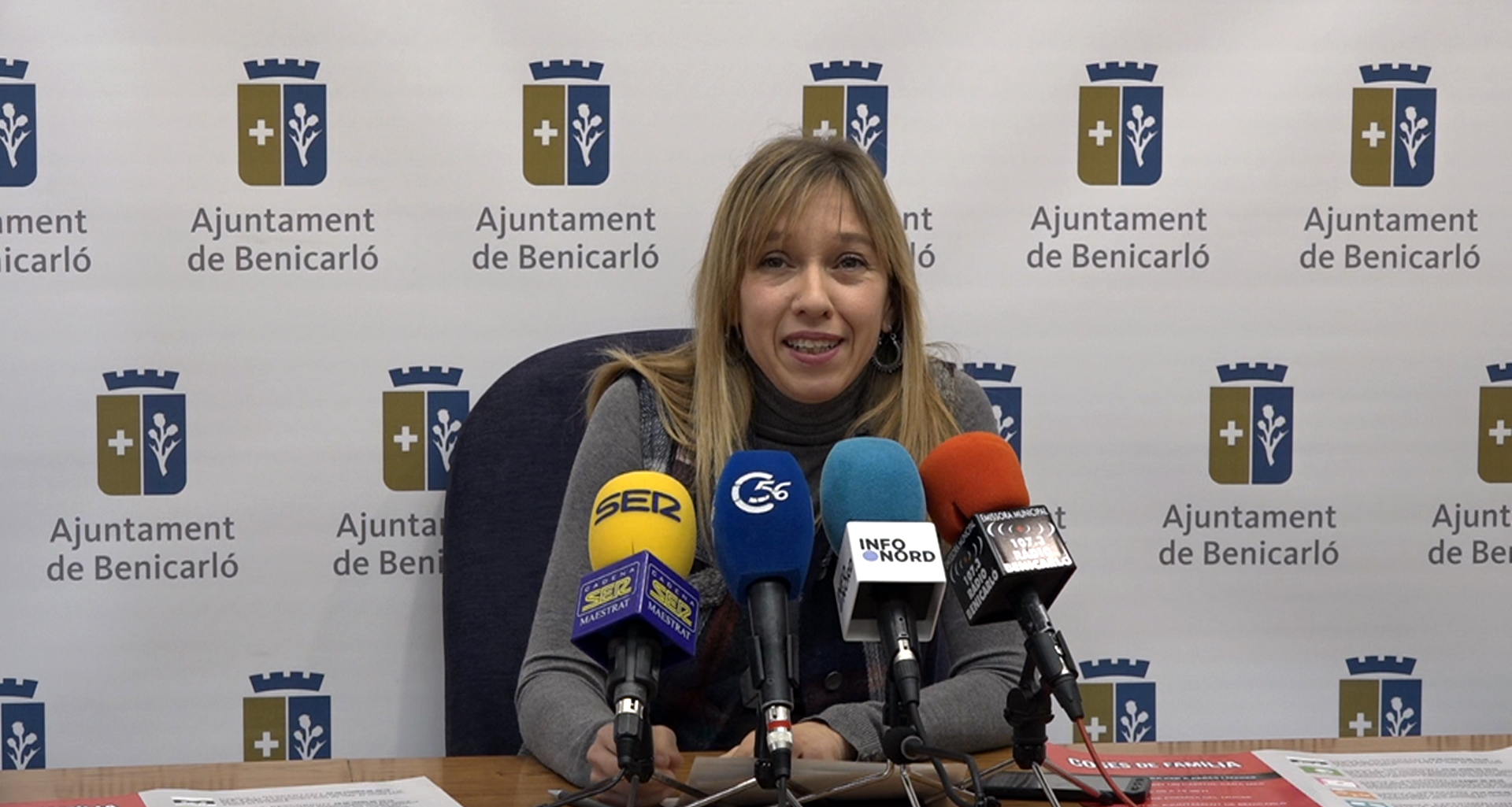 Benicarló, presenta el programa