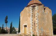 Canet, l'Ajuntament denuncia nous despreniments al Calvari que posen en perill la seva estructura
