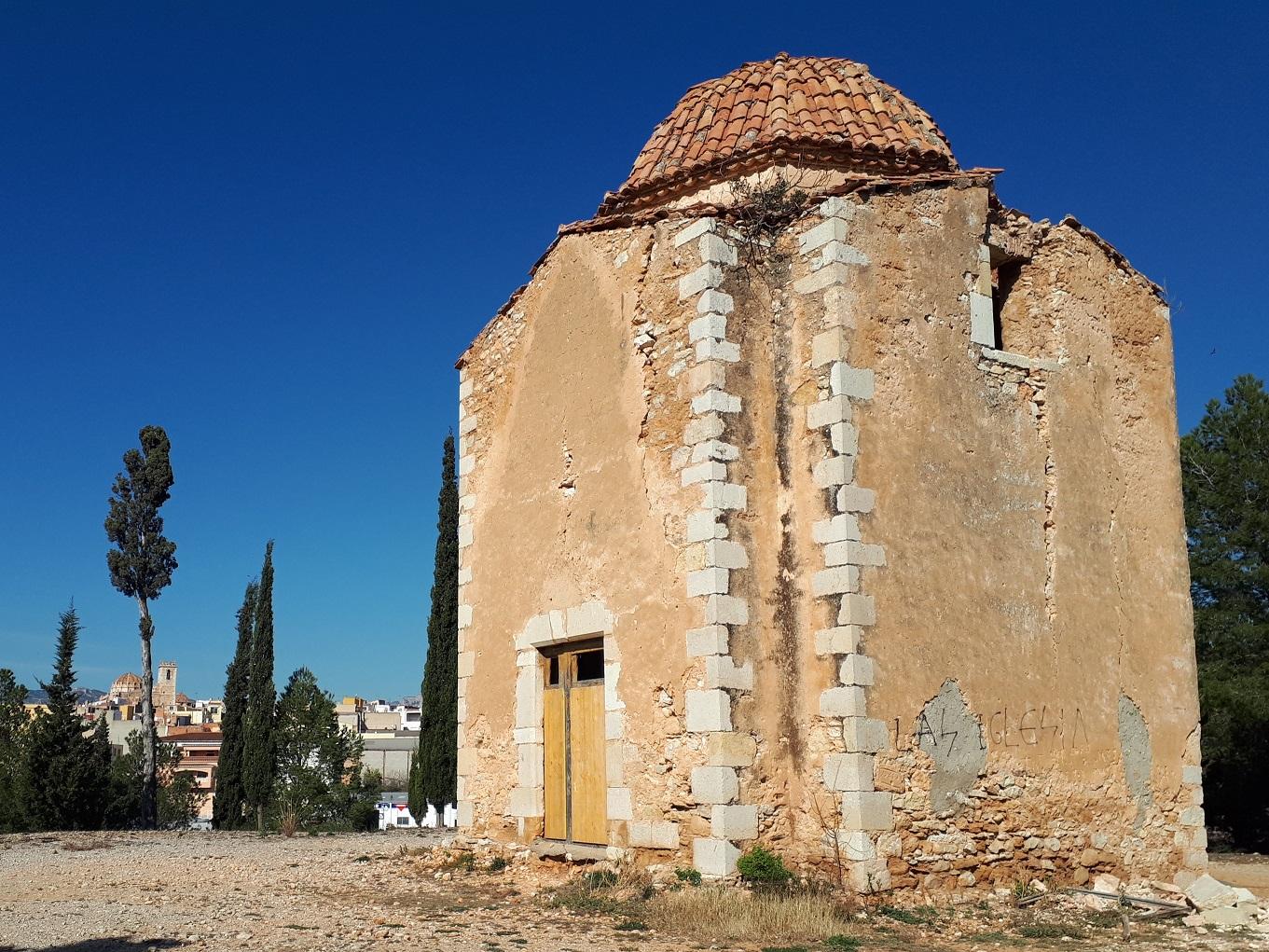 Canet signa un conveni amb el Bisbat de Tortosa per a la cessió de l'ermita del Calvari durant el propers 50 anys