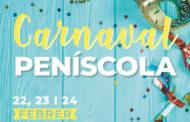 Peníscola, tot a punt per a celebrar el Carnaval 2019