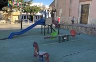 Santa Magdalena adequarà el parc infantil de la plaça de l'església