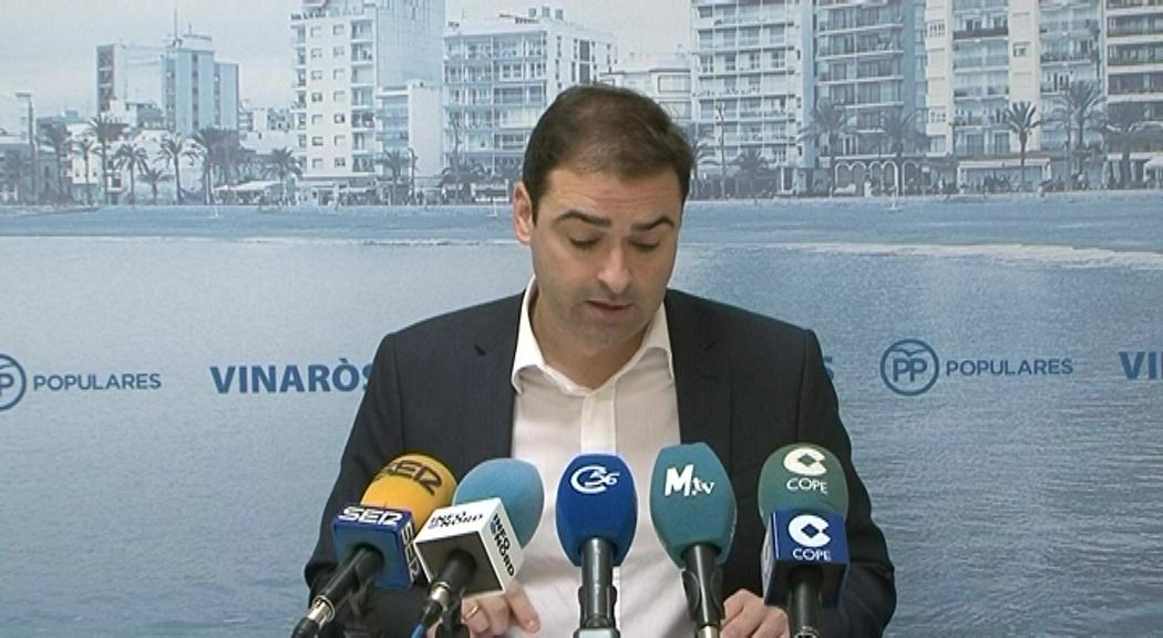 Vinaròs, el PP denuncia que una de les empreses ha renunciat a la construcció del carril lúdic