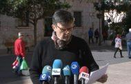 Vinaròs, el portaveu d'Acord Ciutadà, Lluís Batalla, anuncia que no es presentarà a les poperes eleccions