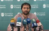 Vinaròs; roda de premsa de la Regidoria d'Ordenació del Territori 13-02-2019