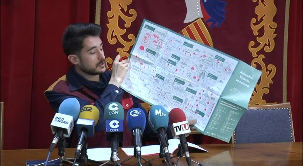 Vinaròs presenta la nova programació cultural