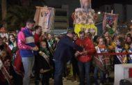 Carnaval de Vinaròs 2019: Inauguració del recinte del Carnaval 22-02-2019