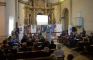 Ulldecona; Presentació de la nova temporada de les Passions de Catalunya a l'ermita de la Pietat d'Ulldecona 23-02-2019