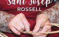 Rossell, tot a punt per a la celebració de la 28a Fira de Sant Josep