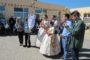 Benicarló crema la falla de l'IVASS feta pels usuaris i treballadors del centre