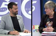 L'ENTREVISTA. Guillem Alsina, candidat del PSPV-PSOE a l'Alcaldia de Vinaròs, i Begoña López, regidora d'Educació i Esports de l'Ajuntament de Vinaròs 01-04-2019