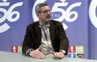 L'ENTREVISTA. José María Ángel, director general de l'Agència de Seguretat i Resposta a les Emergències de la Generalitat Valenciana 28-03-2019