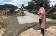 Canet, el Govern Municipal inicia les feines d'adequació i millora dels camins rurals