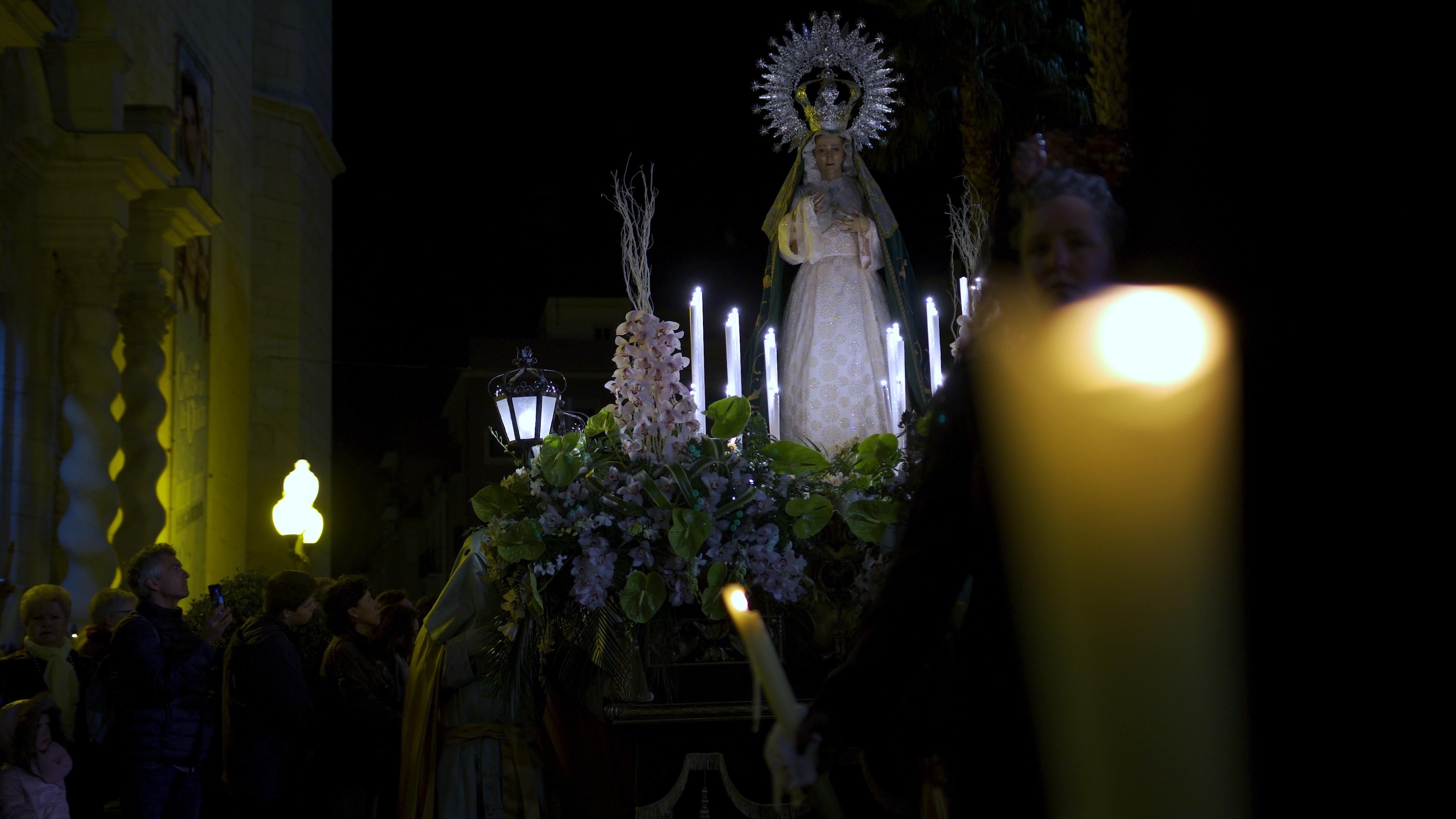 Benicarló, la Setmana Santa es reconeguda com a festa d'interès local