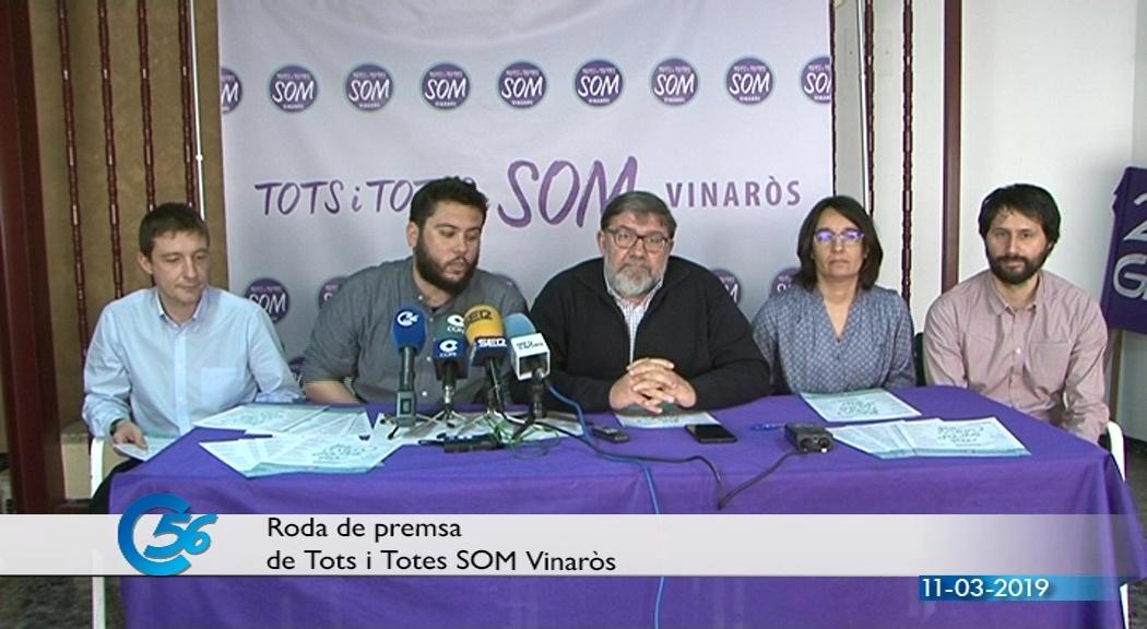 Vinaròs, TSV presenta la nova revista