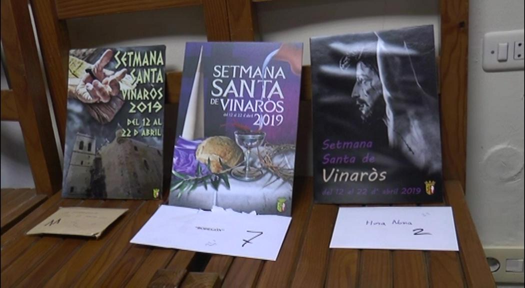 Vinaròs ja té cartell anunciador de la Setmana Santa