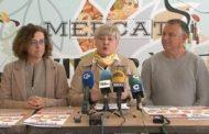 Vinaròs; roda de premsa de la Regidoria d'Educació (Esmorzars saludables) 20-03-2019