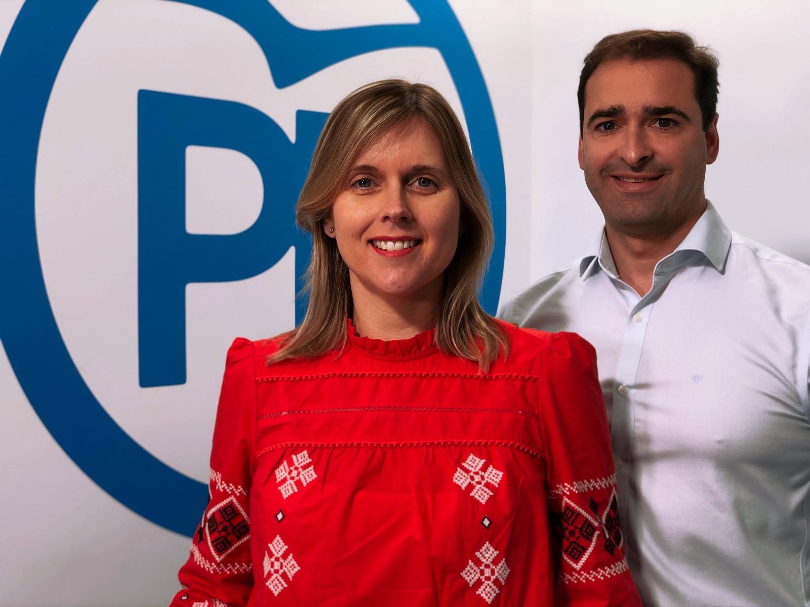 Vinaròs, el PP presenta a Mercedes Garcia com a número tres de la candidatura