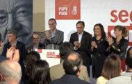 Benicarló; Acte del PSPV-PSOE al Magatzem de la Mar de Benicarló 16-04-2019