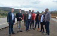 Les Coves, la candidata del PSPV, Maria José Salvador, fa balanç de les inversions fetes al municipi