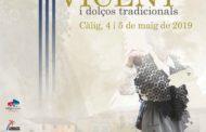 Càlig escalfa motors per a celebrar la 8a Fira de Sant Vicent els dies 4 i 5 de maig