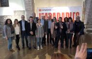 Benicarló; Acte de presentació de candidatures de Compromís al Magatzem de la Mar de Benicarló 09-04-2019