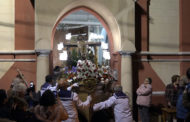 Benicarló; Tradicional pujada de la imatge del Santíssim Crist de la Mar de Benicarló 04-04-2019