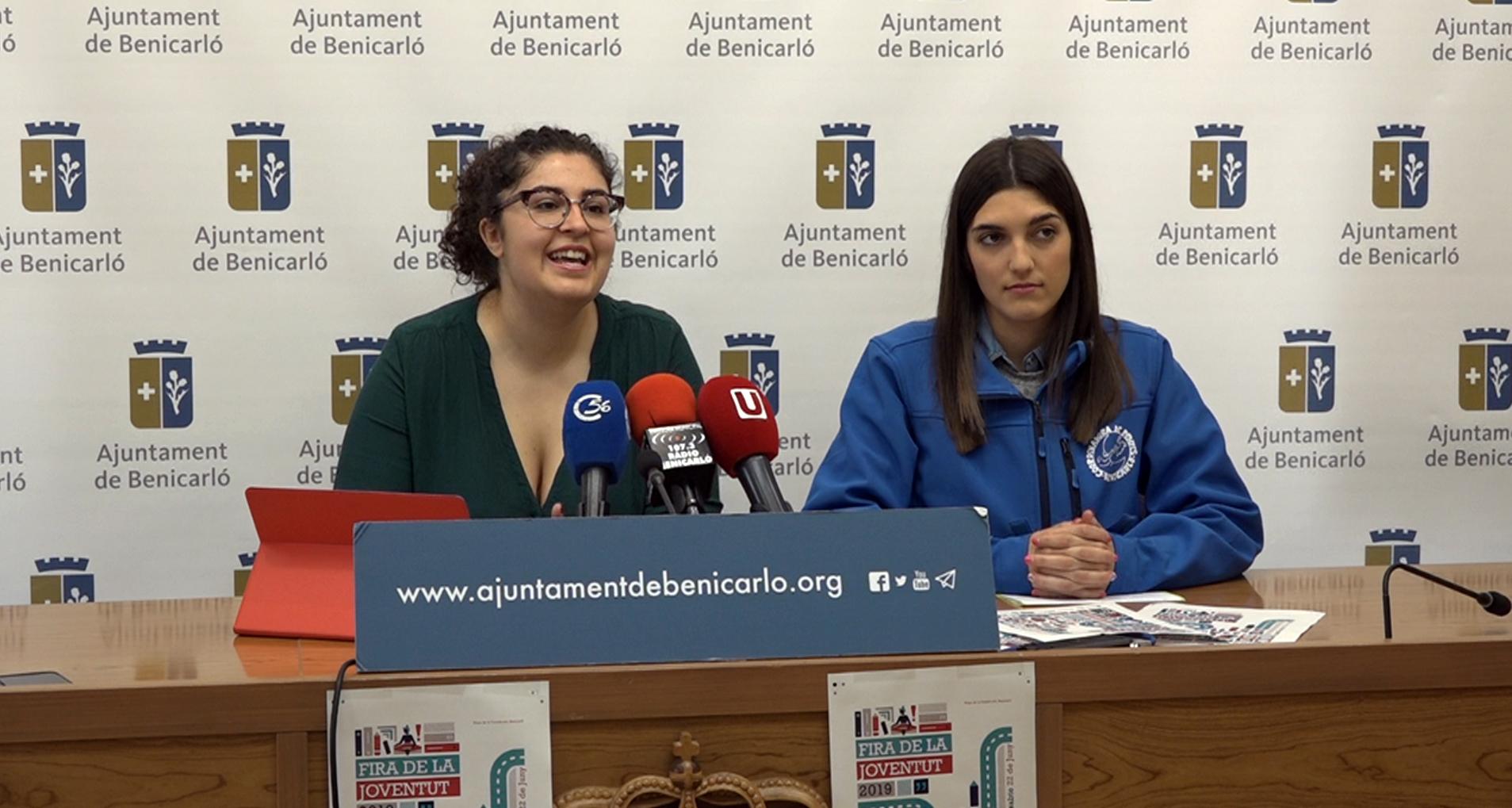 Benicarló, la 4a Fira de la Joventut se celebrarà el 22 de juny