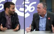 L'ENTREVISTA. Joan Baldoví, cap de llista de Compromís al Congrés, i Vicent Marzà, cap de llista per Castelló de Compromís a les Corts Valencianes 10-04-2019