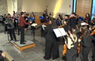 Benicarló; L'Orquestra Clàssica de Benicarló, sota la direcció de Josvi Arnau, interpreta les Quatre Estacions de Vivaldi 06-04-2019