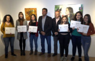 Benicarló; Inauguració de l'exposició i entrega de premis del XXVI Concurs Local de Primavera de Dibuix i Pintura al MUCBE 12-04-2019