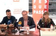 Vinaròs, el PSPV de Castelló tanca la campanya provincial detallant les principals propostes per al Maestrat