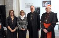 Benicarló; Inauguració de XXVI Exposició de Motius de Setmana Santa al Saló Gòtic de Benicarló 07-04-2019