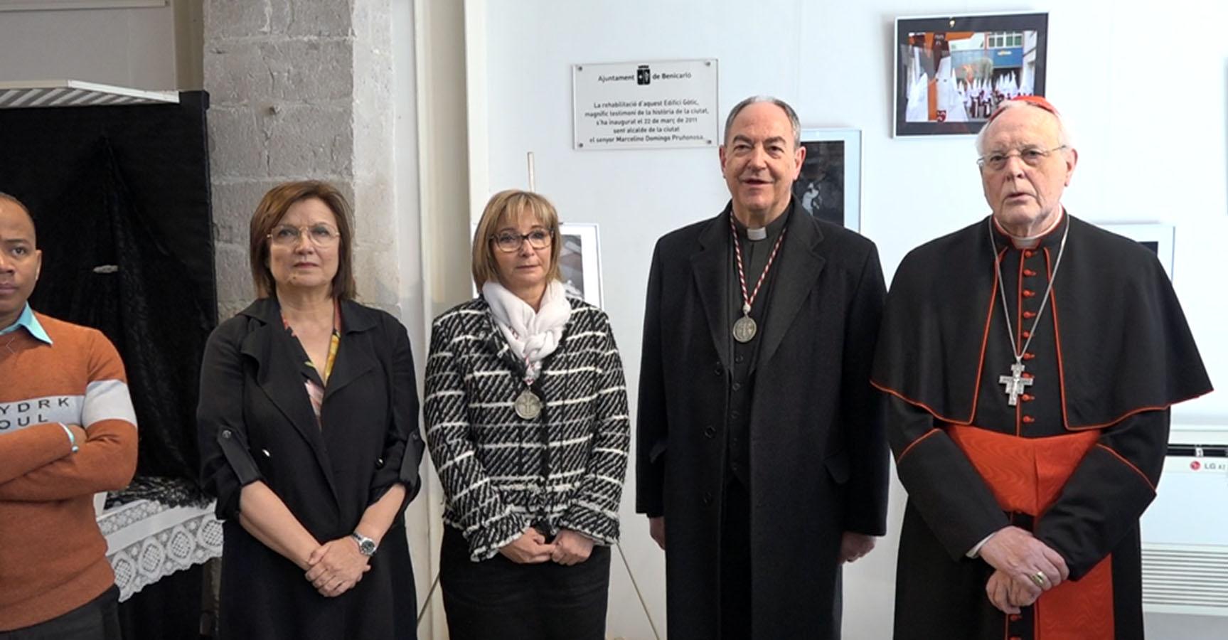 Benicarló, l'Edifici Gòtic acull la 26a Exposició de Motius de la Setmana Santa