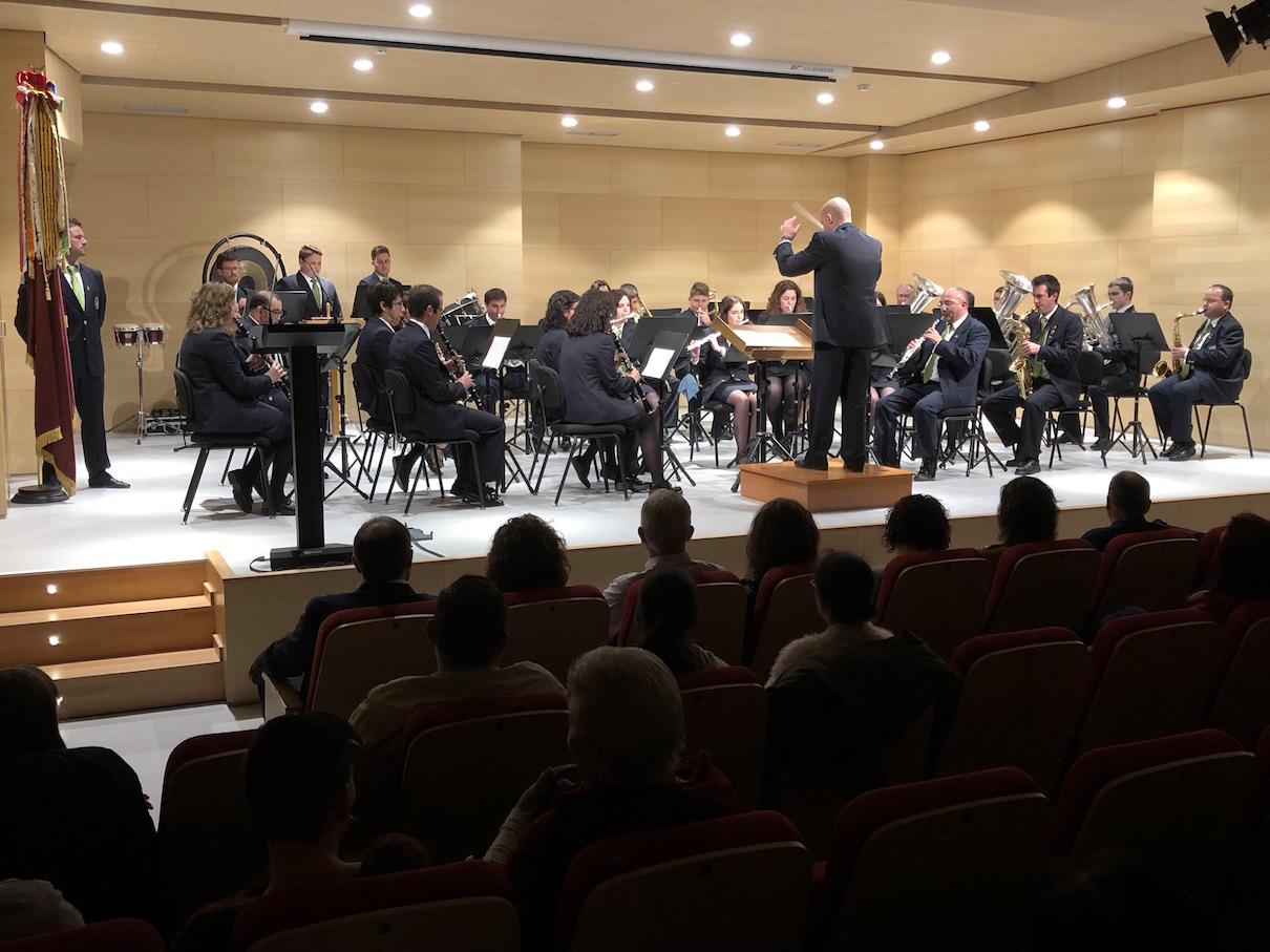 Santa Magdalena, l'Agrupació Musical posarà en marxa la segona fase d'obres a l'escola
