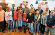 L'Esquerra Benicarló presenta la candidatura amb Josep Barberà com alcaldable
