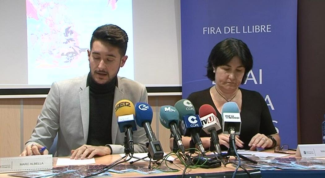 Vinaròs celebrarà el dissabte 20 d'abril la 18a Fira del Llibre amb importants novetats
