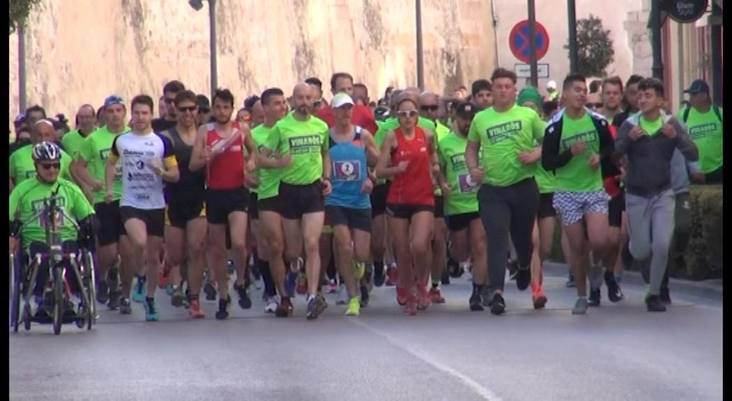 Vinaròs, la Marató Popular supera els 2.000 participants