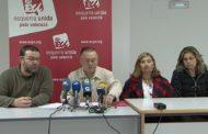 Vinaròs, Esquerra Unida presenta la seva candidatura amb Manuel Viallalta al capdavant