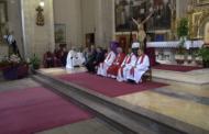 Vinaròs, comença la Setmana Santa amb el pregó del mantenidor Víctor Cardona