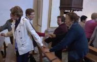 Traiguera,Sant Vicent. Missa Reial Santuari de la Font de la Salut 27-04-2019