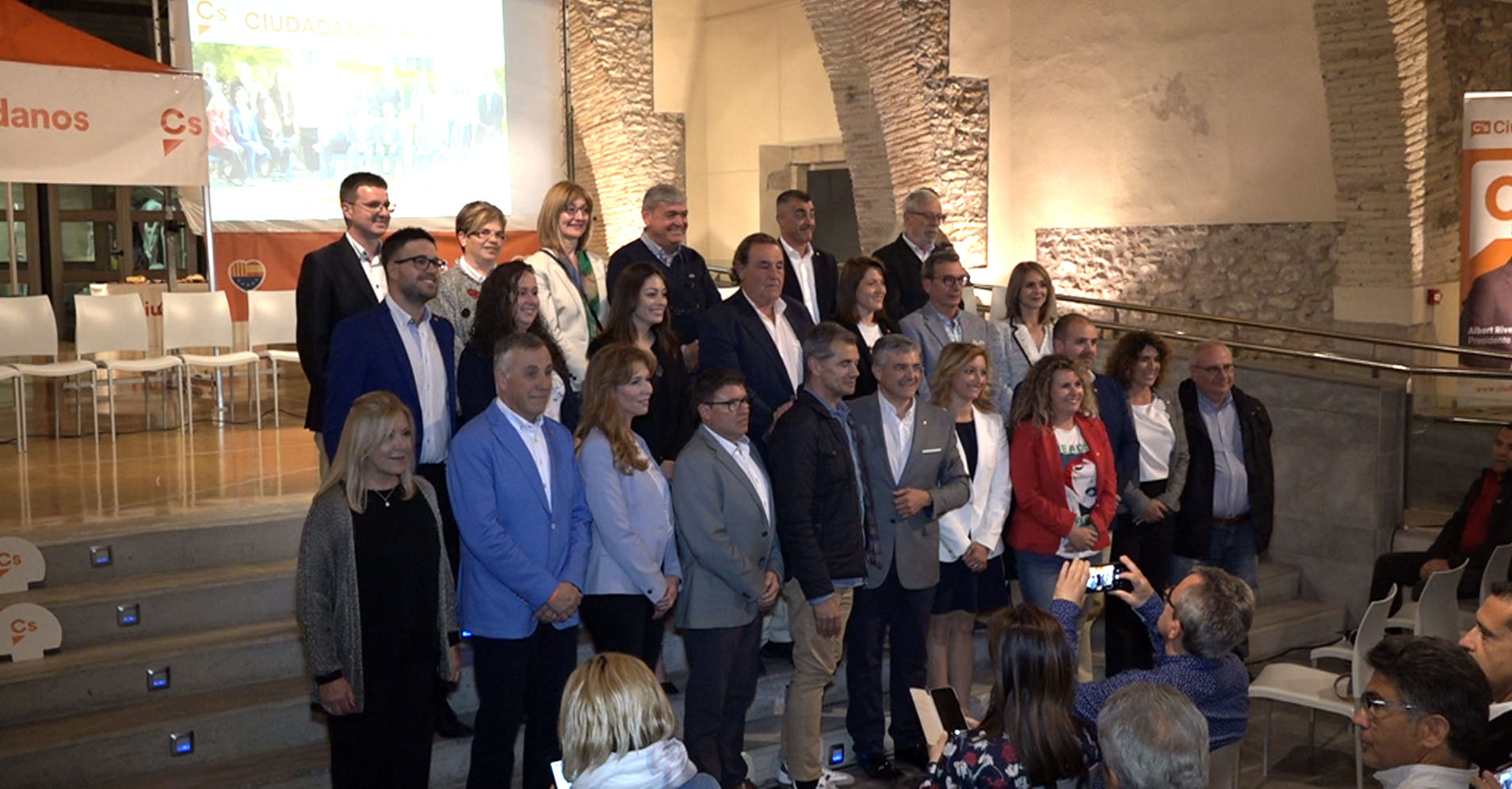 Benicarló, Ciutadans presenta la candidatura a les municipals amb Benjamín Martí com alcaldable