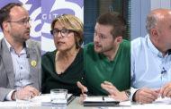 L'ENTREVISTA. Josep Barberà, candidat de L'Esquerra de Benicarló, Alícia Coscollano, Miquel Iruela i Fran Companys, membres de la candidatura, a l'alcaldia de Benicarló 21-05-2019