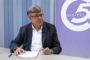 Vinaròs; roda de premsa de Totes i Tots SOM Vinaròs 17-05-2019