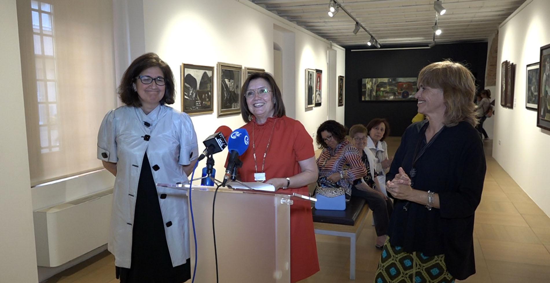Benicarló, el Mucbe dedica una mostra a l'artista Peiró Coronado