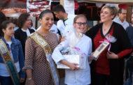 Càlig; III Concurs Popular de Dolços i exhibició de les muixerangues d'Algemesí i Vinaròs a la Fira de Sant Vicent de Càlig 04-05-2019