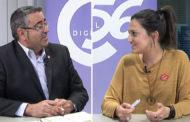 L'ENTREVISTA. Jordi Moliner i Paula Cerdà, candidat i número 2, respectivament, de Compromís, a l'alcaldia de Vinaròs 21-05-2019