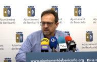 Benicarló; Roda de premsa del regidor de Promoció Econòmica en funcions de l'Ajuntament de Benicarló 29-05-2019