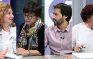 L'ENTREVISTA. Anna Fibla, candidata de Totes i Tots Som Vinaròs, i Jan Valls, Berta Domènech i Cecilia Pastors, membres de la candidatura 21-05-2019